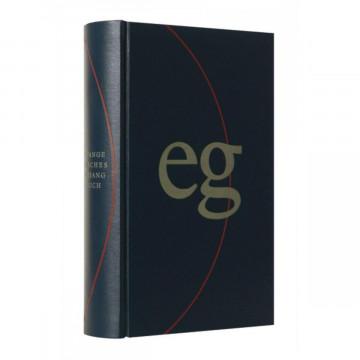 Evangelisches Gesangbuch (EG 26) - Großdruckausgabe Kunstleder blau