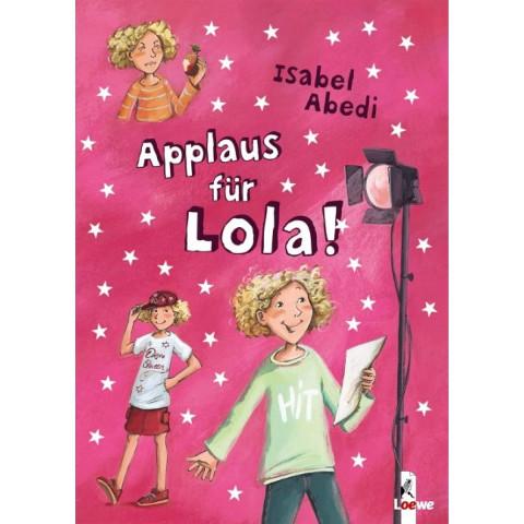 Applaus für Lola!