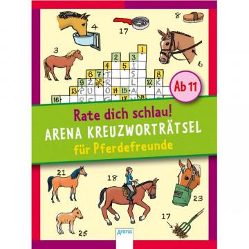 Arena Kreuzworträtsel für Pferdefreunde