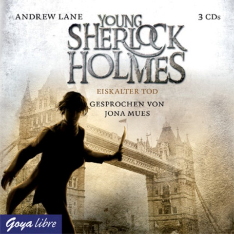 Young Sherlock Holmes 03. Eiskalter Tod