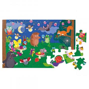 Das große Krabbelkäfer-Bodenpuzzle XXL